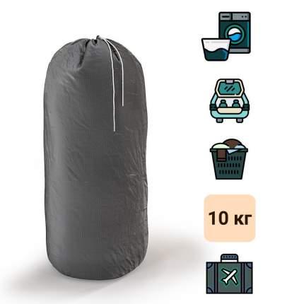 Сумка-мешок для стирки белья большой Homsu, серый