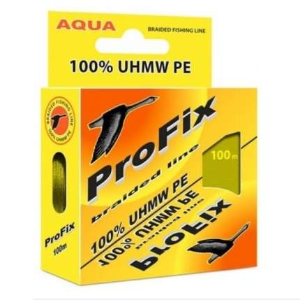 Плетеный шнур ProFix Olive 100 m