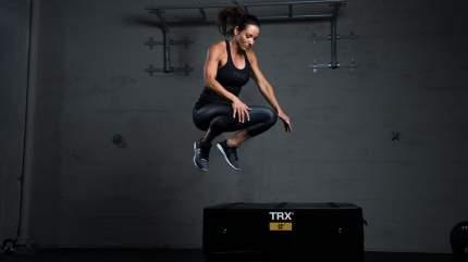 TRX Мягкий плиометрический бокс TRX, 60 см
