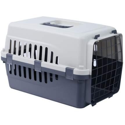 Контейнер для кошки Petmode Safari Range, 30x50x29см серый