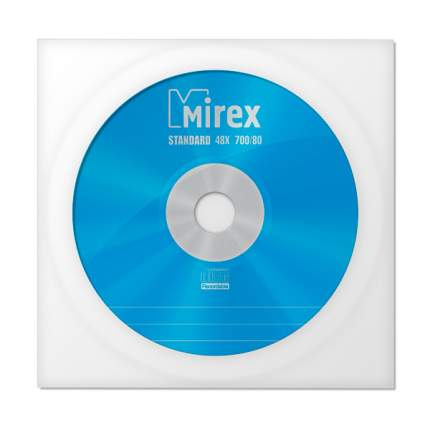 Диск Mirex 700Mb 48х Standart