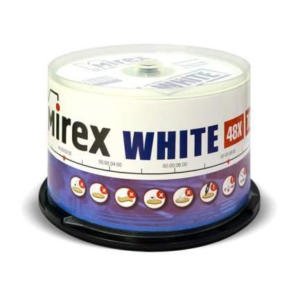 Диск Mirex 700Mb 48х Cake Box Thermal Print 50 шт