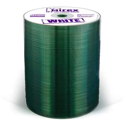 Диск Mirex 700Mb 48х Shrink Thermal Print 100 шт