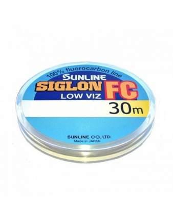 Леска SIGLON FC 30 м флюрокарбон