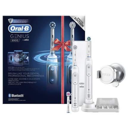 Электрическая зубная щетка Braun Oral-B Genius 8900