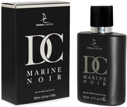 Туалетная вода DC Marine Noir Dorall Collection, 100 мл