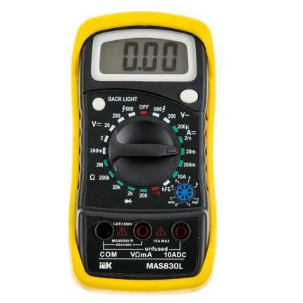 Мультиметр IEK Master MAS830L