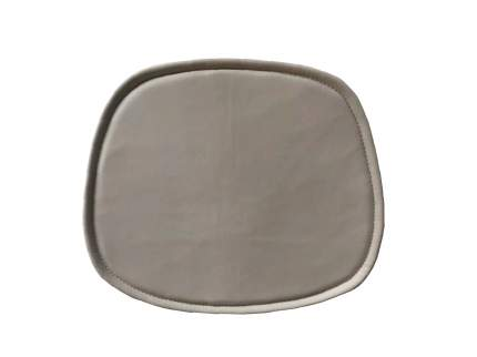 """Подушка для стульев  Bradex Home серии """"Eames"""" из эко кожи, серая /FR 0236"""