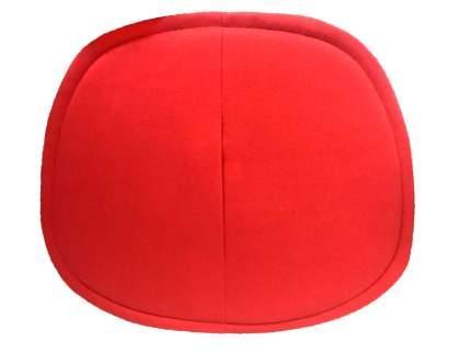 """Подушка для стульев серии """"Eames"""" из ткани, красная"""