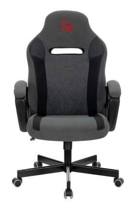 Кресло игровое A4 BLOODY GC-110 серый крестовина металл