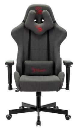 Кресло игровое A4 BLOODY GC-700 серый крестовина металл