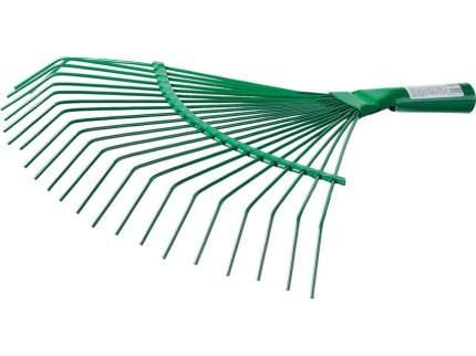 Грабли веерные без черенка, проволочные, 250х430 мм
