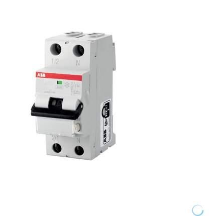 Дифференциальный автоматический выключатель ABB DS201 C20 A30