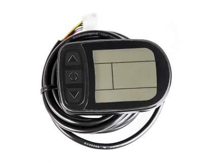 Панель управления LCD KT 5 горизонтальный малый для электровелосипеда