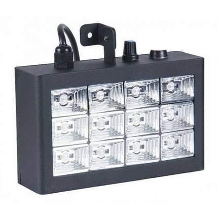 Стробоскоп Led Room Strobe 12 Baziator черный