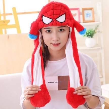 Шапка светодиодная Baziator Spider Man с подвижными ушками