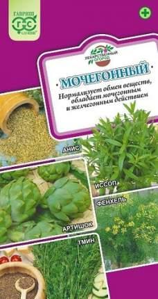Семена лекарственных трав Гавриш Лекарственный огород Мочегонный 1,3 г