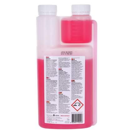 Средство для чистки капучинаторов и питчеров Cafetto MFC Red 1л
