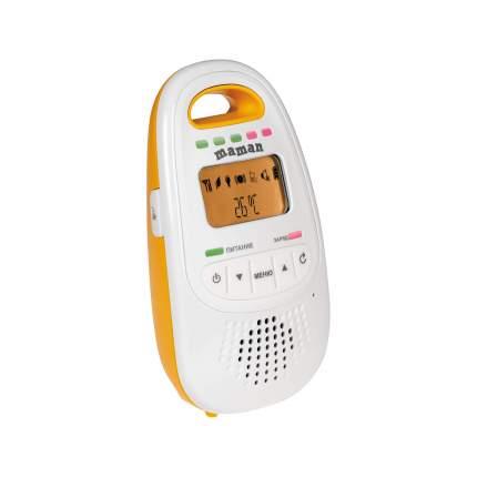 Цифровая радионяня с обратной связью Maman ВМ2000