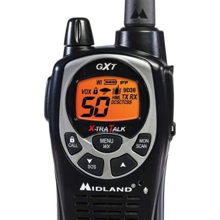 Радиостанция портативная Midland GXT-1000