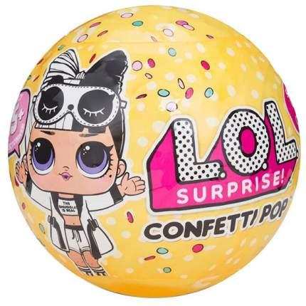 Кукла-сюрприз в шаре MGA Entertainment LOL Surprise 3 Confetti POP Волна 2
