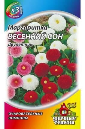 Семена цветов Гавриш Маргаритка Весенний сон смесь 0,01 г
