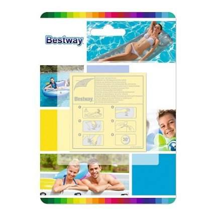 Ремкомплект Bestway повышенной плотности, 6,5х6,5 см (10 штук)