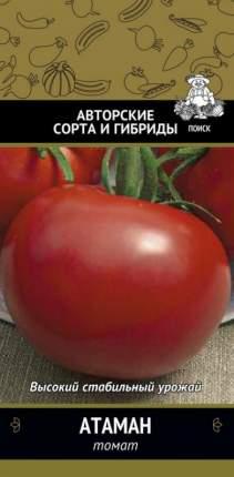 Семена овощей Поиск 500938 Томат среднеспелый Атаман 0,1 г