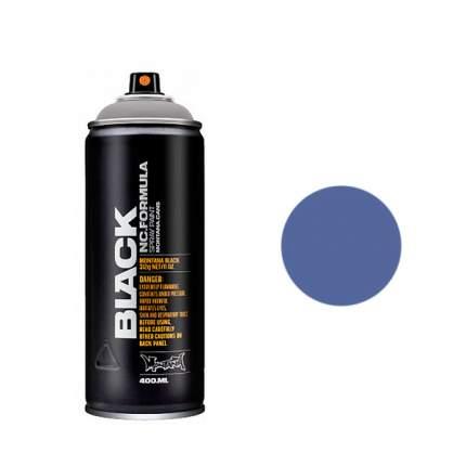 Аэрозольная краска Montana Black Irmgard 400 мл синяя