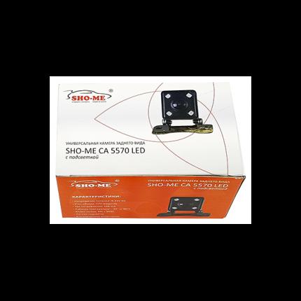 Универсальная камера заднего вида Sho-Me CA-5570 LED