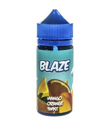 Blaze: Жидкость Mango Orange Twist