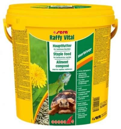 Корм для рептилий SERA Raffy Vital 01837 10 л (1,7 кг)