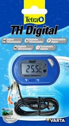 Термометр для аквариума Tetra TH Digital Thermometer электр. внешний, с погружным датчиком