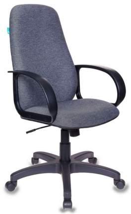 Кресло руководителя Бюрократ CH-808AXSN/G, темно-серый