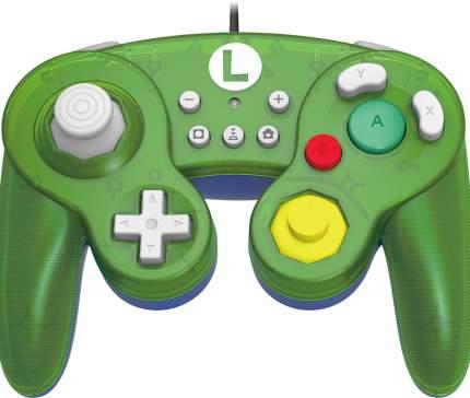 Геймпад Hori Battle Pad Luigi Super Mario (NSW-107U)