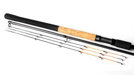 Удилище фидерное ZEMEX IRON Heavy Feeder 13 ft, 3,6 метра тест до 120 грамм/8806066100454