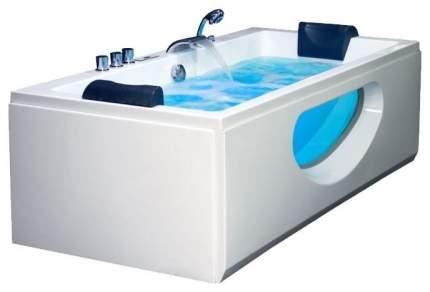 Ванна акриловая Eago AM 220JDCHZ 180х90 см с гидромассажем