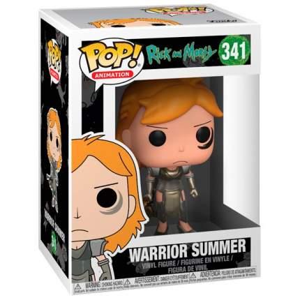 Фигурка Funko POP! Animation Rick and Morty: Warrior Summer