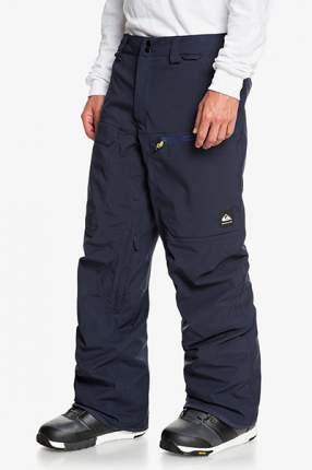 Мужские сноубордические штаны Travis Rice Stretch, синий, L