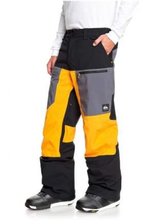 Мужские сноубордические штаны Travis Rice Stretch, оранжевый, L