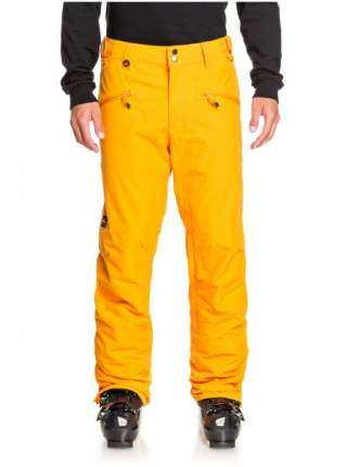 Мужские сноубордические штаны Boundry, оранжевый, M