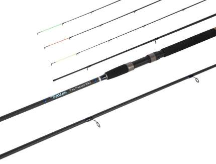 Удилище фидерное Tessen Pro Feeder 330, 3.3m, 3+3sec, Up to 90g (HS-TF-330)