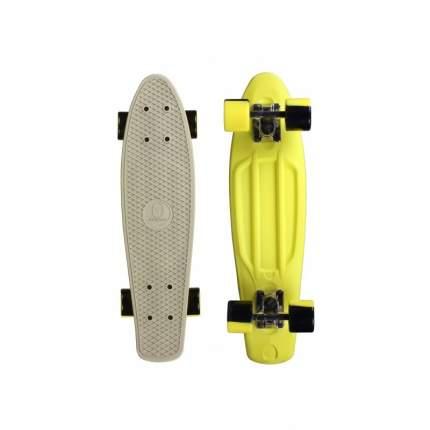 Скейтборд Triumf Active TLS-401MR Brighton желтый