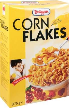 Хлопья кукурузные Bruggen corn flakes 375 г