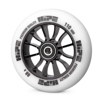 Колесо для самоката Hipe 01 110 мм черное/белое