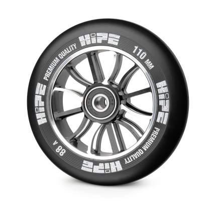 Колесо HIPE 01 hollow 110mm черное