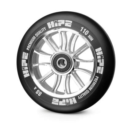 Колесо HIPE 01 hollow 110mm серебро