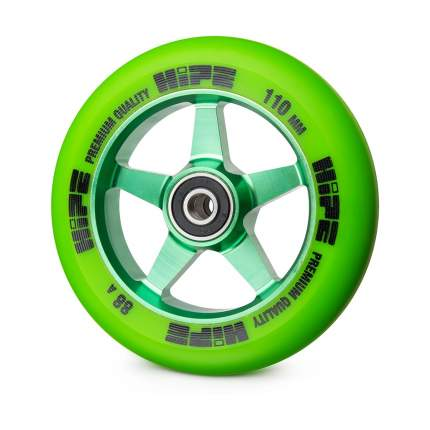 Колесо для самоката Hipe 09 110 мм зеленое