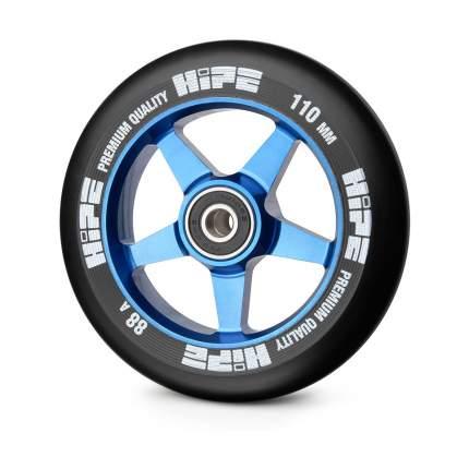 Колесо для самоката Hipe 09 110 мм синее/черное