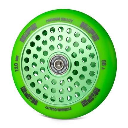 Колесо для самоката Hipe H20 120 мм зеленое
